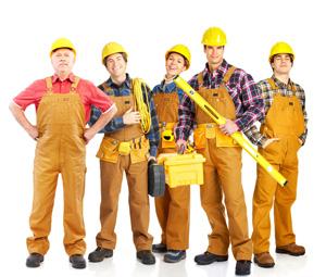 Рабочие специалисты