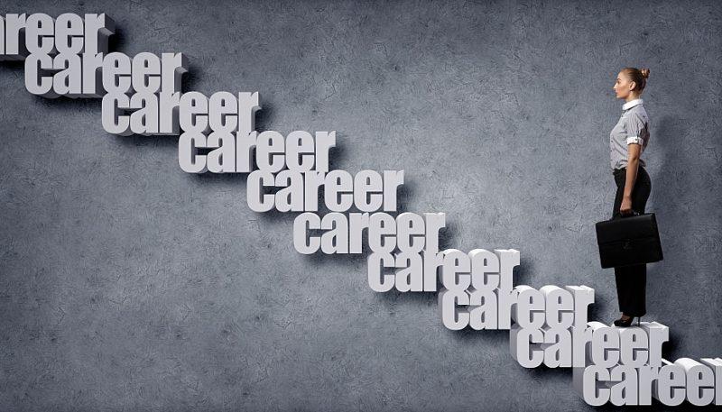 Карьеру нужно строить всю жизнь