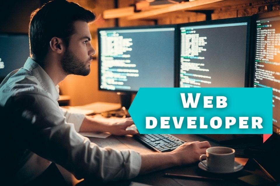 Вакансия - Web developer в г. Днепр
